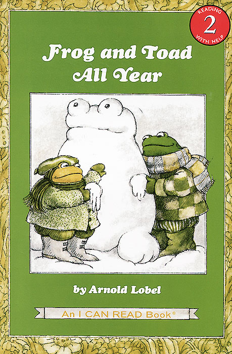Frog and Toad All Year: Reading 2 these days are ours