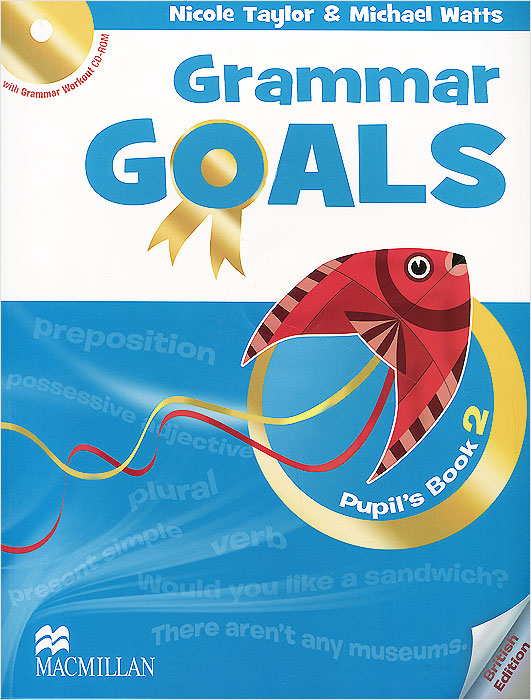 Grammar Goals: Level 2: Pupil's Book (+ CD-ROM) macmillan english 4 practice book cd rom
