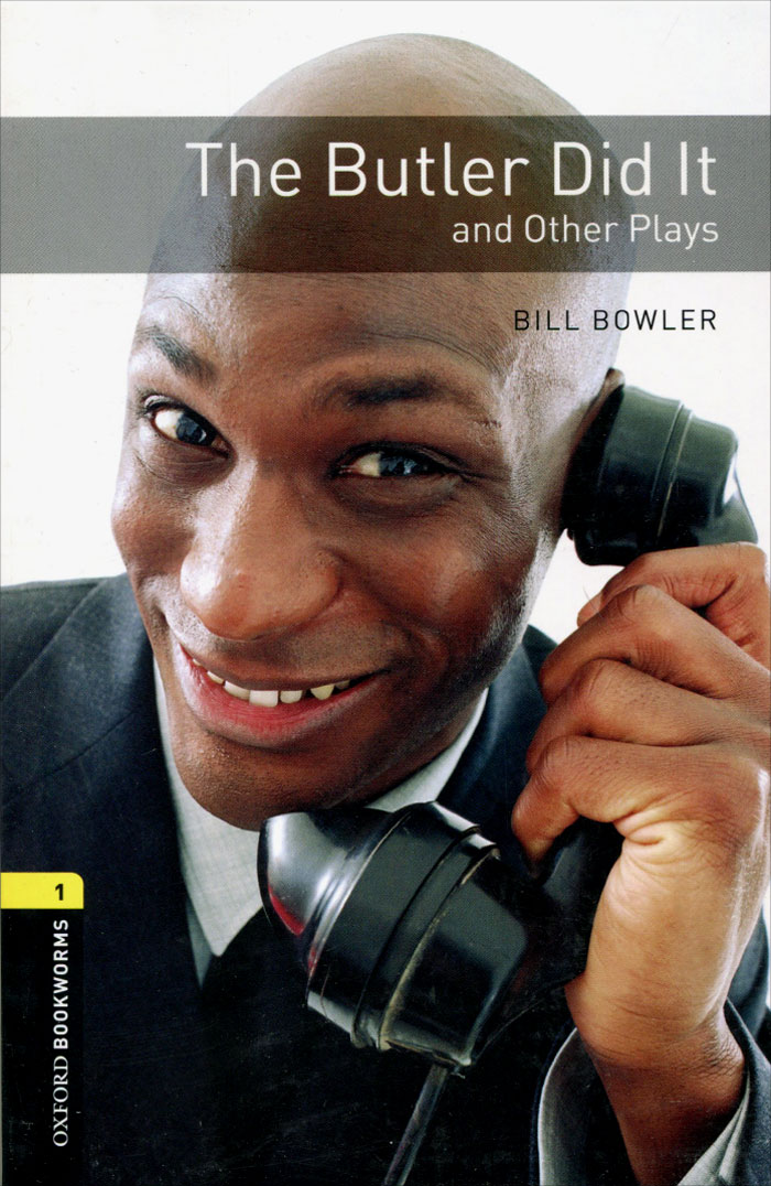 The Butler Did It and Other Plays: Stage 1 can you keep a secret