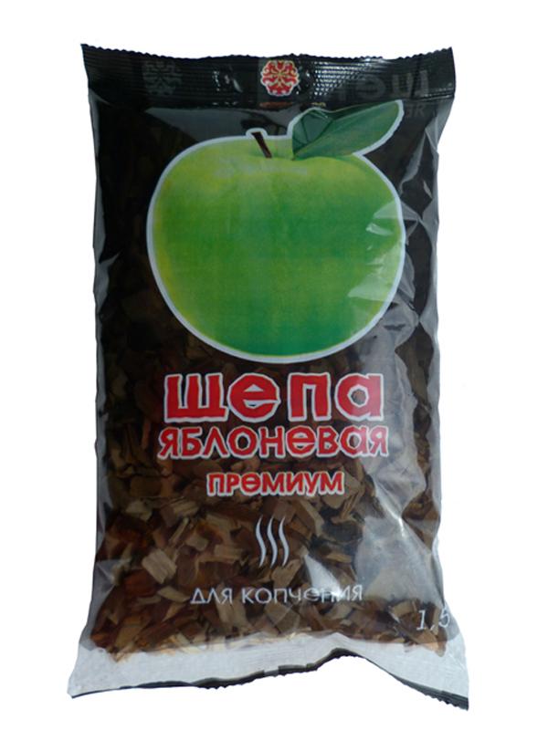 Щепа для копчения Грилькофф Яблоневая, премиум, 250 г113На яблоневой щепе коптят мясо. Также она применяется в сочетании с ольховой или буковой щепой. Щепа Грилькофф Яблоневая придаст непревзойденный аромат и золотистый цвет приготовляемым продуктам. Щепу Грилькофф можно использовать не только для копчения продуктов в коптильнях, но и для приготовления шашлыка на гриле, на костре, в мангалах. Вес упаковки: 250 г (1,5 л).