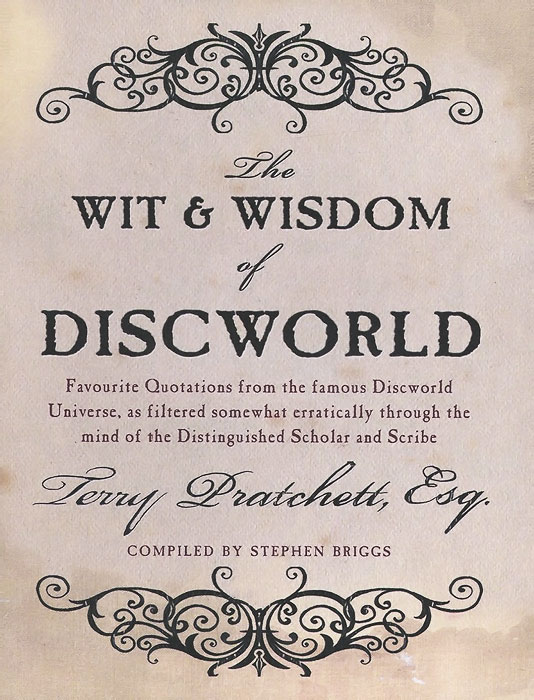 The Wit and Wisdom of Discworld navi radjou from smart to wise acting and leading with wisdom
