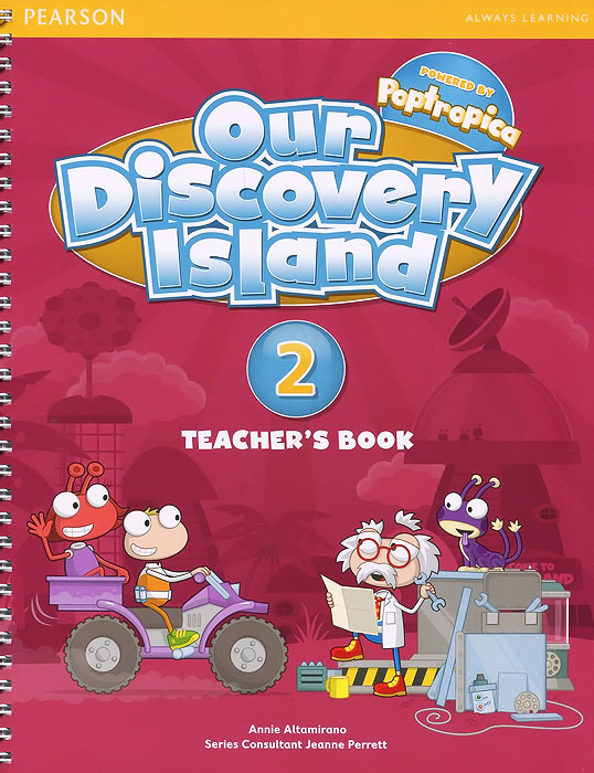 Our Discovery Island: Level 2: Teacher's Book купить