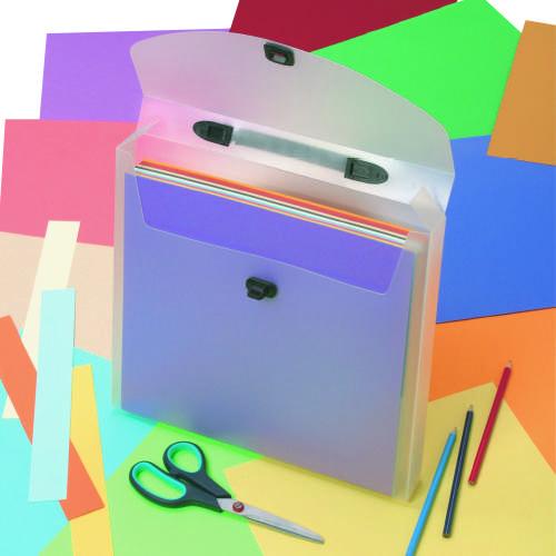 Кейс для скрапбумаги Craft Premier, 33 см х 33 см кейс для хранения pacchetto medio 56 х 33 х 17 см