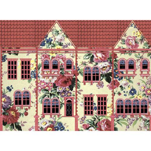 Рисовая бумага для декупажа Craft Premier, A3, 25г/м, Цветочный домикCP08883Плотность бумаги 25 г/м бумага, ПВХ