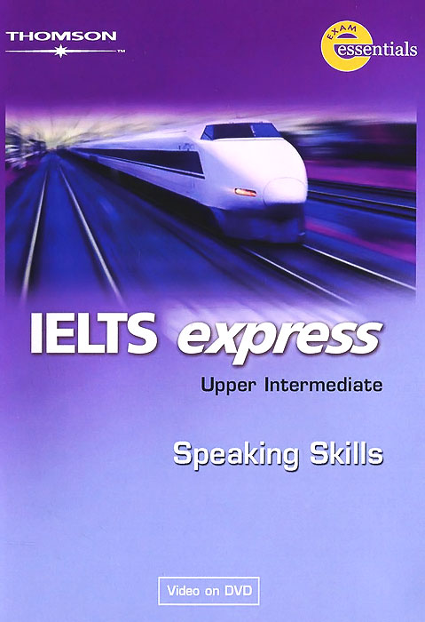IELTS Express: Upper-Intermediate (аудиокурс на DVD-ROM) mcgarry f mcmahon p geyte e webb r get ready for ielts teacher s guide pre intermediate to intermediate ielts band 3 5 4 5 mp3