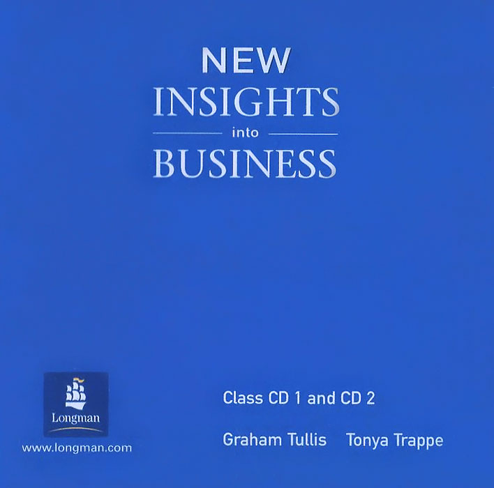 New Insights into Business (аудиокурс на 2 CD) brook hart g clark d business benchmark 2nd edition upper intermediate bulats and business vantage teacher s resource book