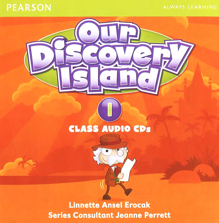 Our Discovery Island: Level 1 (аудиокурс на 3 CD) our discovery island level 4 cd rom