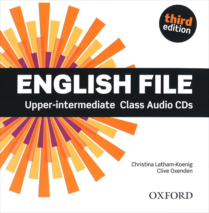 English File: Upper-intermediate: Class Audio CDs (аудиокурс на 5 CD) english unlimited intermediate class audio cds 3 licen