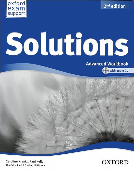 Solutions: Advanced: Workbook (+ CD)