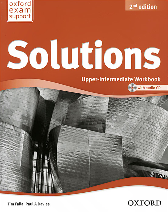 Solutions: Upper-Intermediate: Workbook (+ CD)