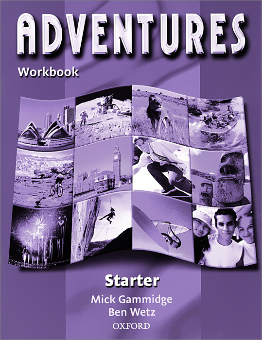 Adventures: Starter: Workbook playtime starter workbook