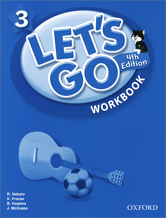 Let's Go: 3: Workbook
