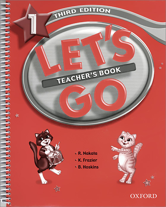 Let's Go 1: Teacher's Book brand new 193 eefd with free dhl ems