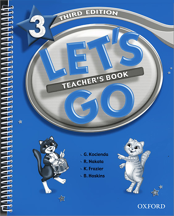 Let's Go 3: Teacher's Book brand new 193 eefd with free dhl ems