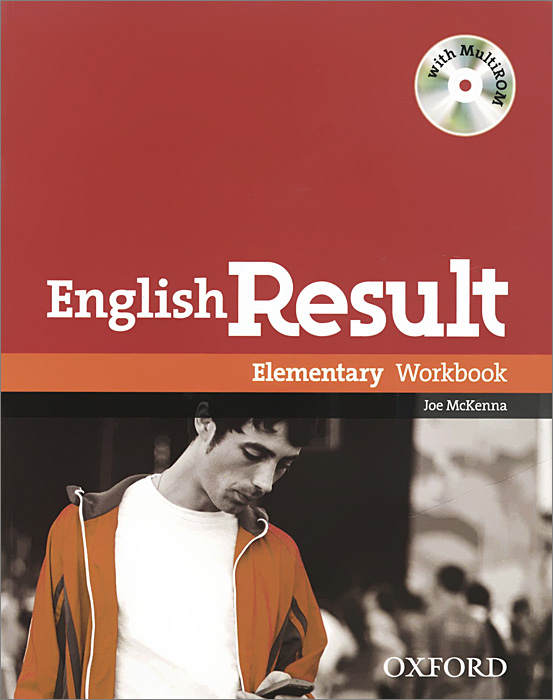 English Result: Elementary: Workbook: Level A1 (+ CD-ROM) outcomes elementary workbook workbook key cd