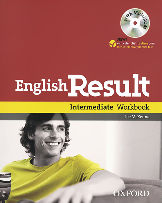 English Result: Intermediate: Workbook (+ DVD-ROM) total english intermediate student s book dvd rom