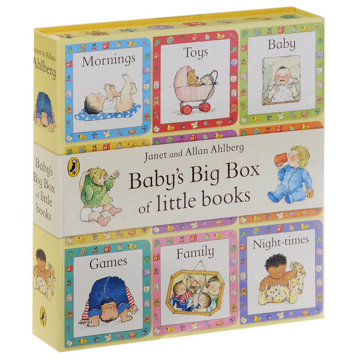 Baby's Big Box of little Books janet