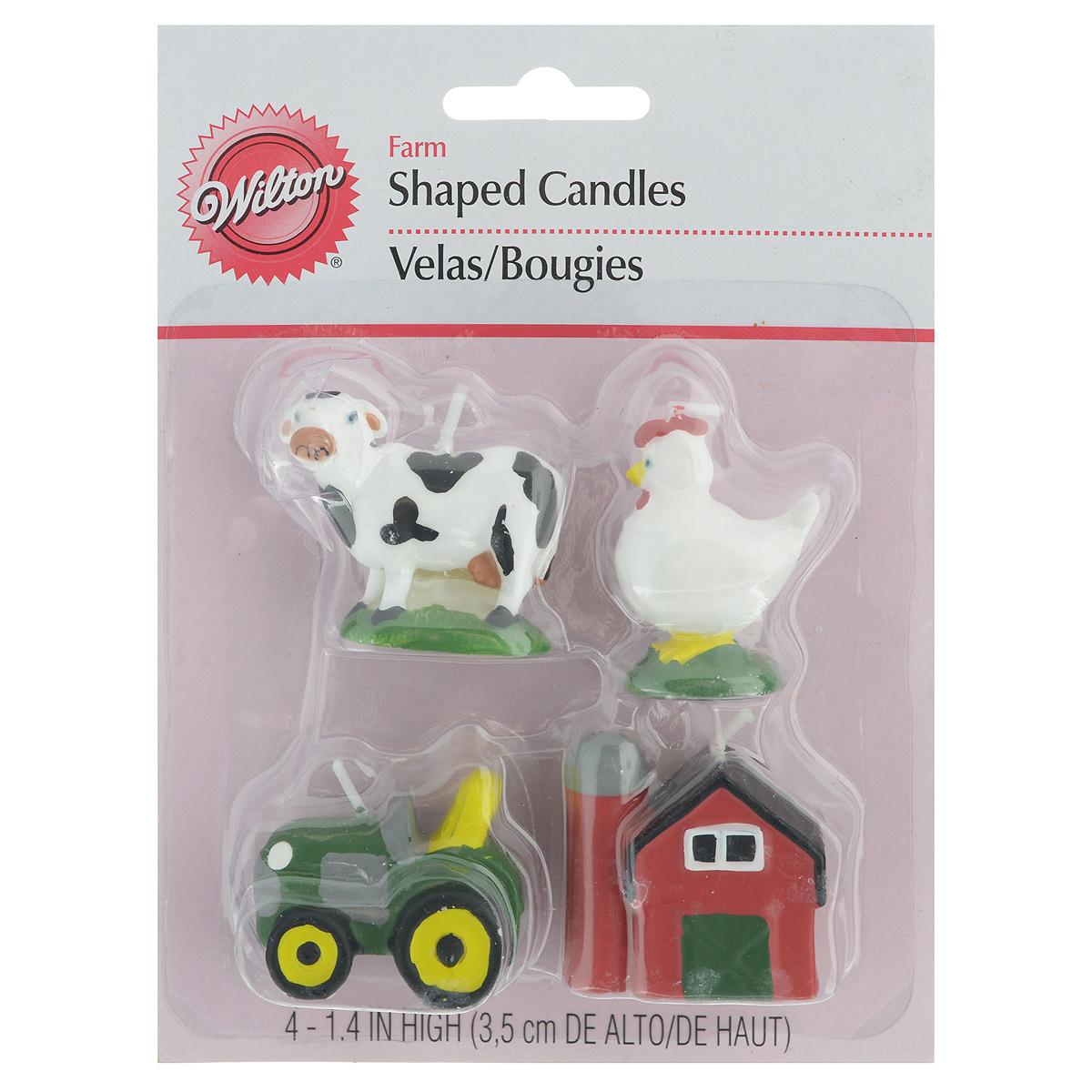 где купить Набор свечей для украшения кондитерских изделий Wilton