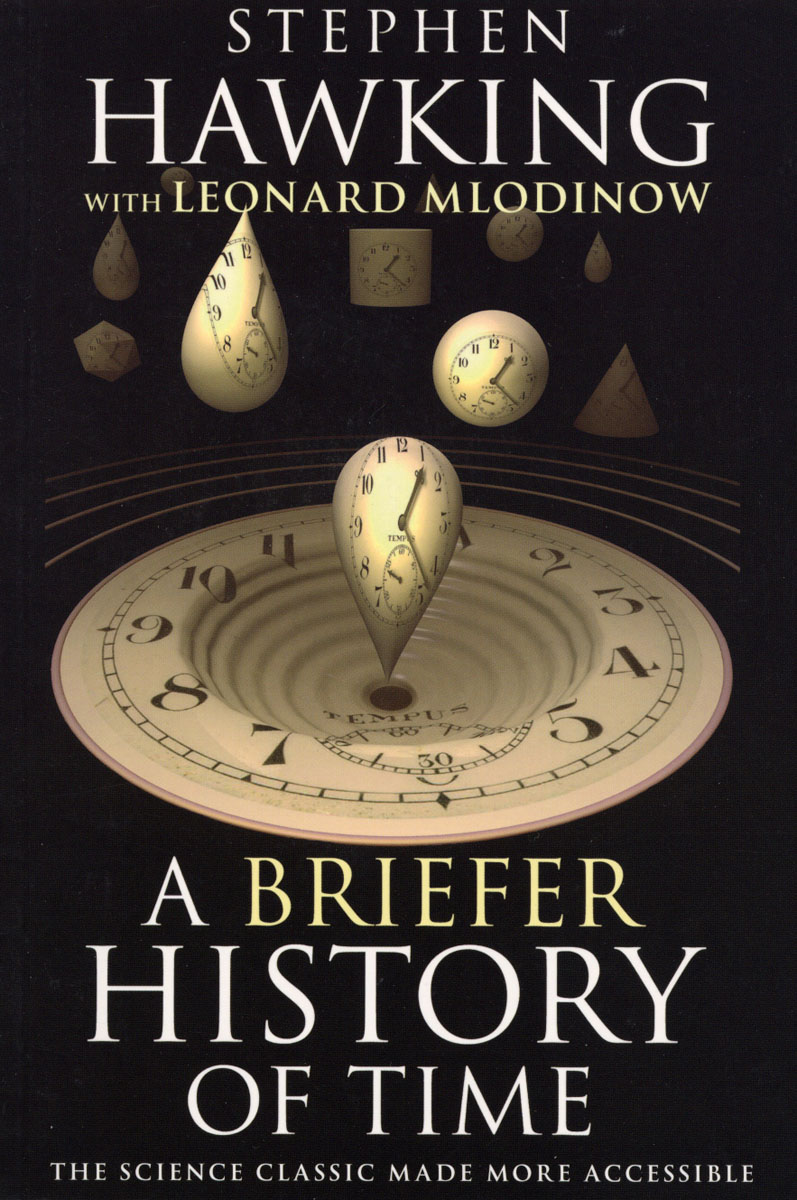A Briefer History of Time a brief history of time