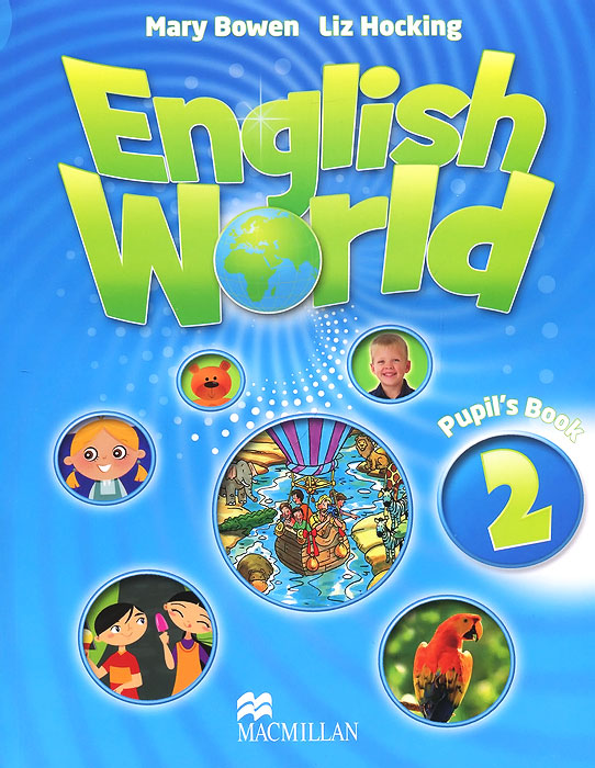 English World 2: Pupil's Book