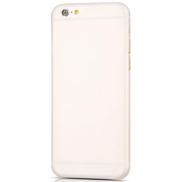 Hoco Thin Series PP защитная крышка для iPhone 6, WhiteR0007519Задняя крышка Hoco Thin Series PP для iPhone 6 гарантирует надежную защиту корпуса вашего смартфона от внешнего воздействия (пыль, влага, царапины). Чехол изготовлен из качественного пластика и имеет отверстия для камеры, разъемов и кнопок.