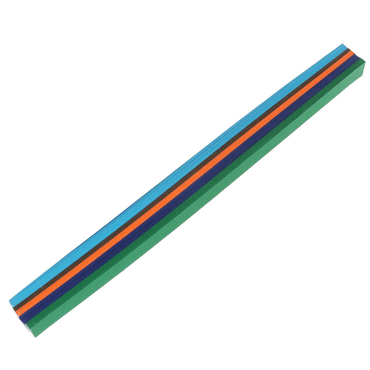 Набор бумаги для квиллинга АртНева, ширина 15 мм, 125 листов набор бумаги для квиллинга цвет ярко розовый полоски 0 3 х 30 см 100 шт