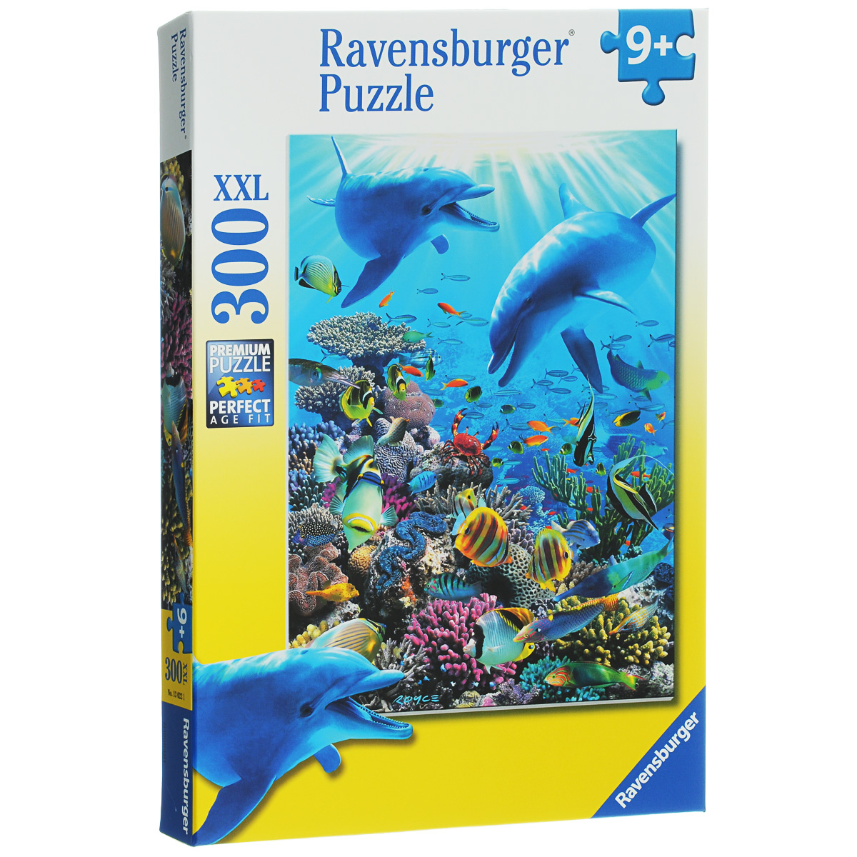 Ravensburger Подводное приключение. Пазл XXL, 300 элементов