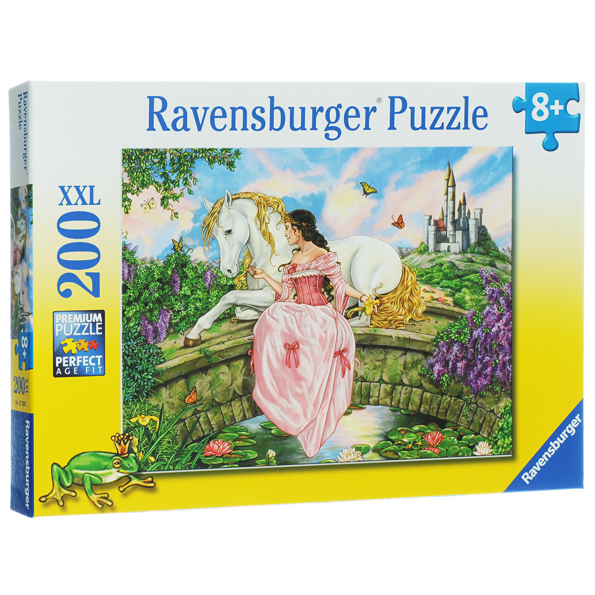 Ravensburger Принцесса на пруду. Пазл XXL, 200 элементов