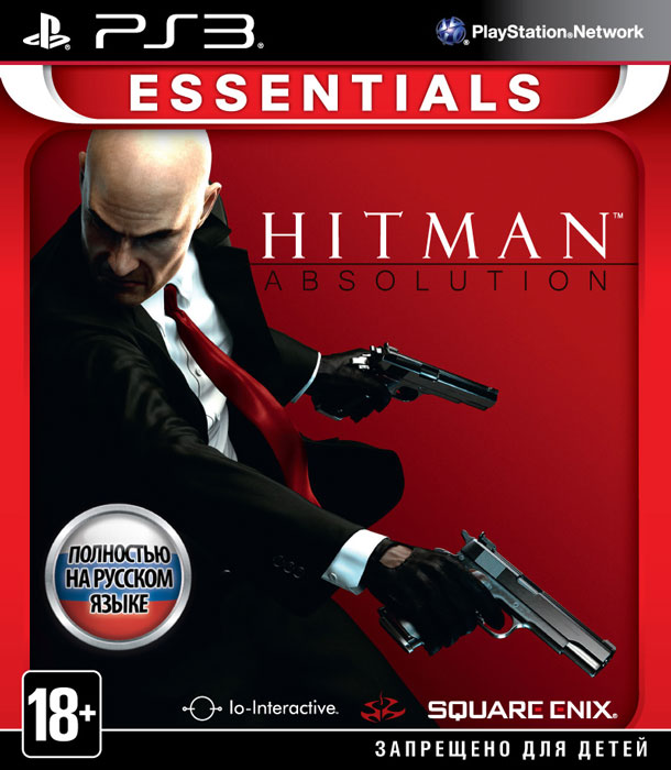 Hitman: Absolution. Essentials (PS3)