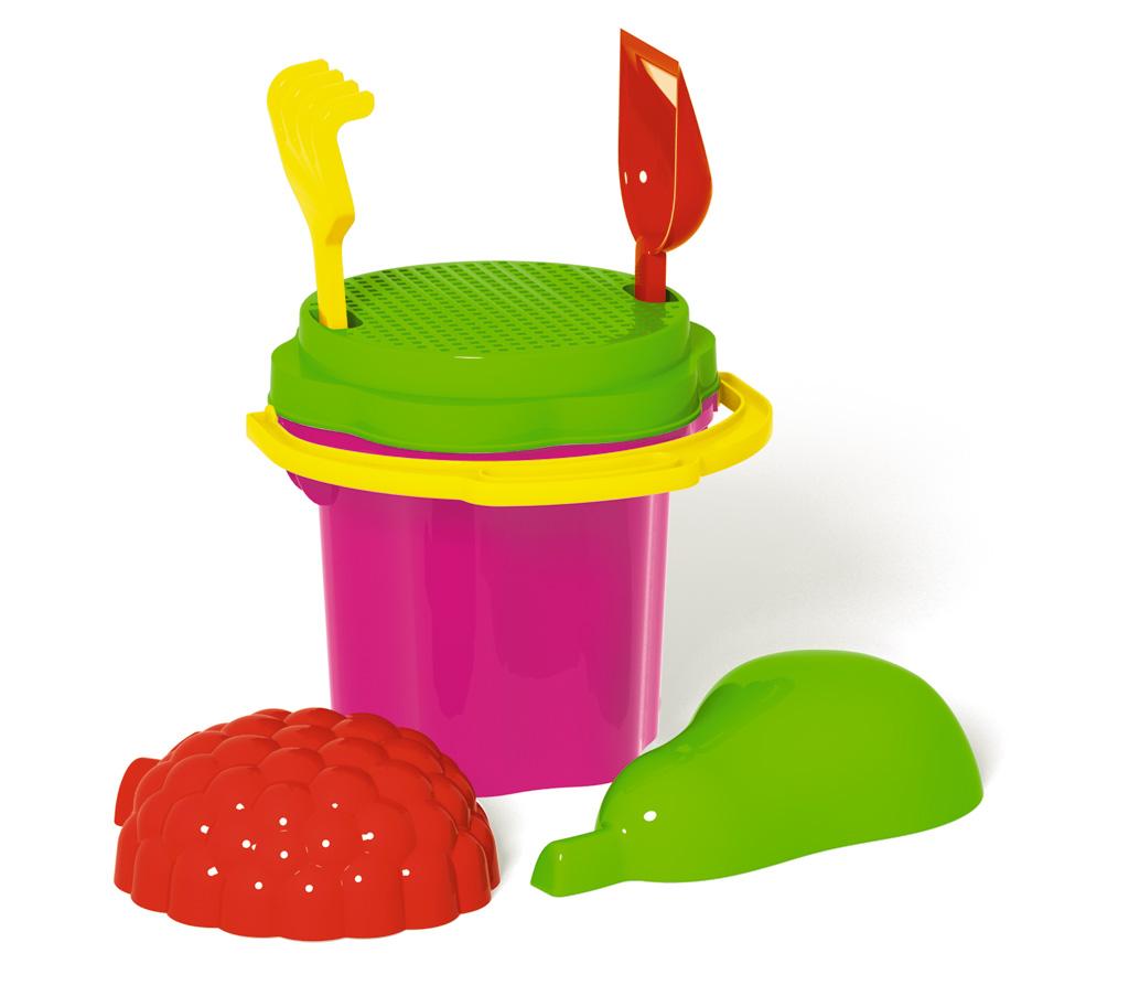 Набор для песка Stellar , №103, 6 предметов, в ассортименте, Стеллар, Игрушки для песочницы  - купить со скидкой