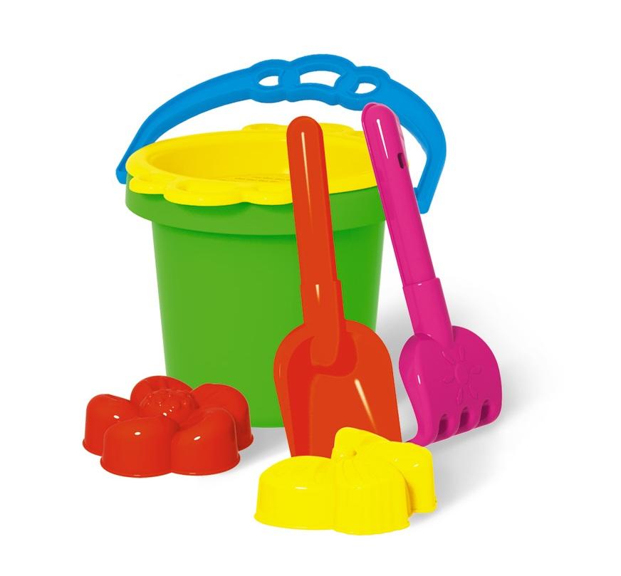 Набор для песка Stellar , №153, 6 предметов, в ассортименте, Игрушки для песочницы  - купить со скидкой