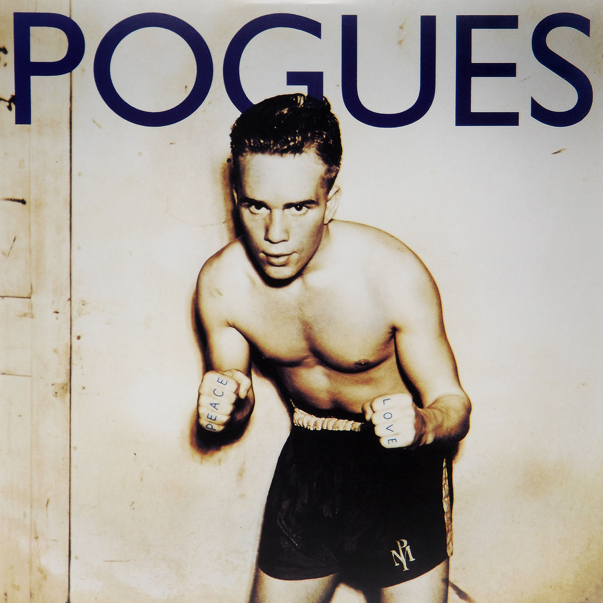 The Pogues. Peace And Love (LP)