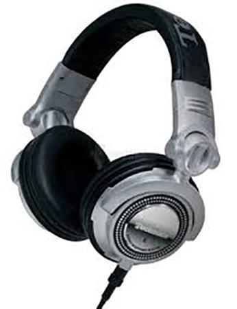 Technics RP-DH1200E-S наушникиRP-DH1200E-SНаушники Technics RP-DH1200 отличаются глубоким, очень приятным басом и продуманным для клубного использования конструктивомОдносторонний съемный витой кабель. Стильные и комфортные. Наушники спроектированы специально для использования DJ