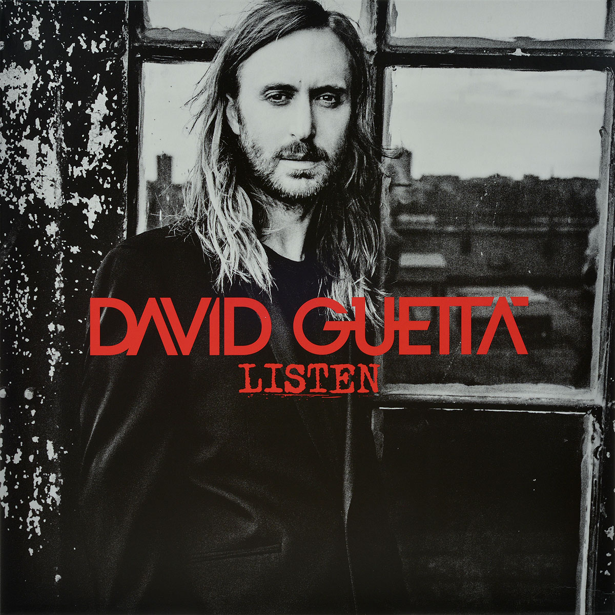 Дэвид Гетта David Guetta. Listen (2 LP) дэвид гетта flo rida ники минаж тайо круз лудакрис afrojack дженифер хадсон jessie j david guetta nothing but the beat 2 lp
