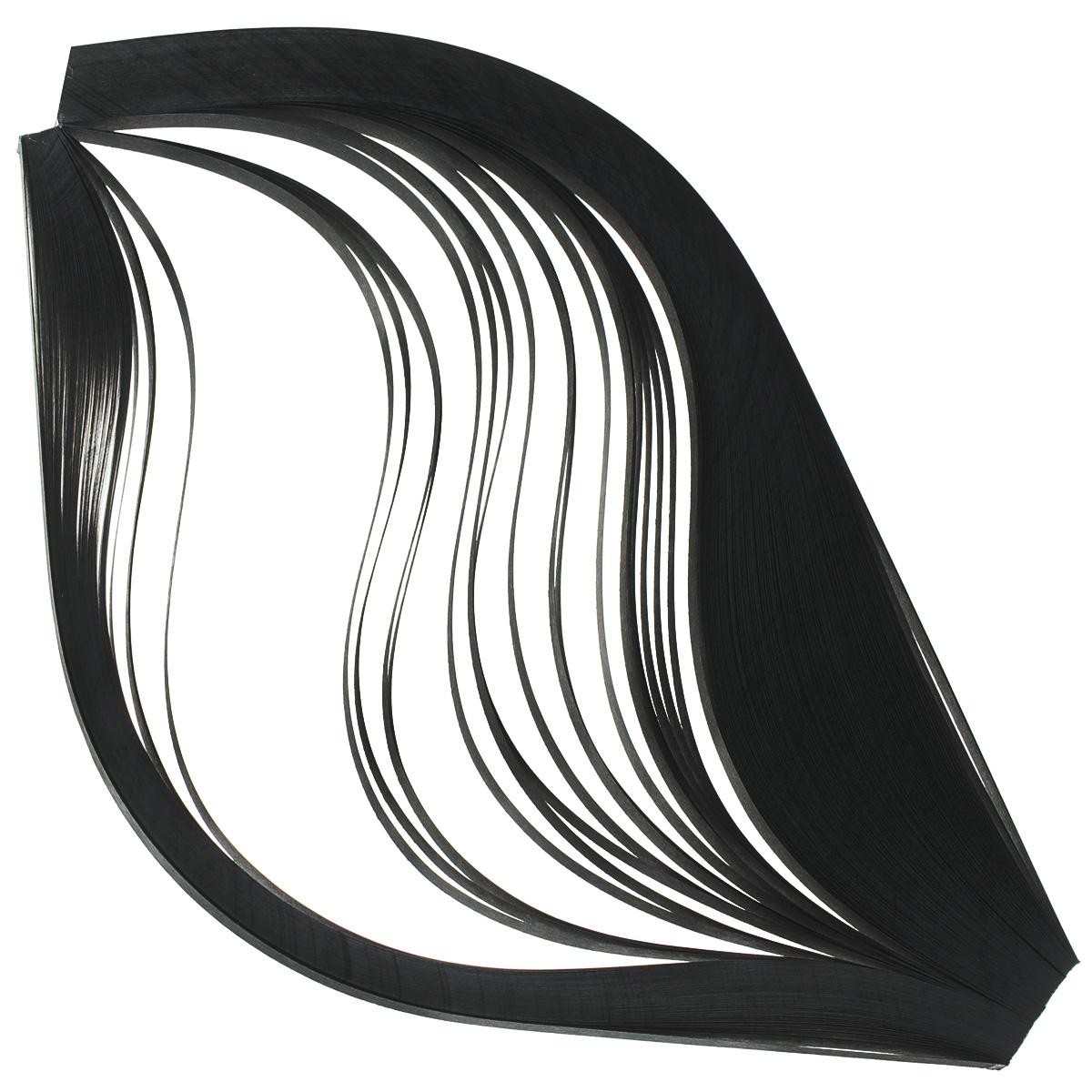 Бумага для квиллинга АртНева, цвет: черный, ширина 5 мм, 250 листов544173Бумага для квиллинга АртНева - это порезанные специальным образом полоски бумаги определенной плотности. Такая бумага пластична, не расслаивается, легко и равномерно закручивается в спираль, благодаря чему готовым спиралям легче придать форму. Квиллинг (бумагокручение) - техника изготовления плоских или объемных композиций из скрученных в спиральки длинных и узких полосок бумаги. Из бумажных спиралей создаются необычные цветы и красивые витиеватые узоры, которые в дальнейшем можно использовать для украшения открыток, альбомов, подарочных упаковок, рамок для фотографий и даже для создания оригинальных бижутерий. Это простой и очень красивый вид рукоделия, не требующий больших затрат. Ширина полоски бумаги: 5 мм.Длина полоски бумаги: 29,7 см.Плотность бумаги: 80 г/м2.