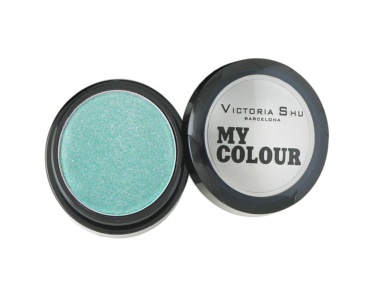 Victoria Shu Тени для век My Colour, тон № 519, 2,5 г933V15513Десять потрясающих, новых ярких оттенков создают на веке эффект атласного сияния и придают взгляду магнетизм, глубину, силу и загадочность. Обладают нежной, насыщенной текстурой, полученной путем специального прессования. Дарят ощущение праздника, помогая создавать потрясающие макияжи и очаровывать всех вокруг.