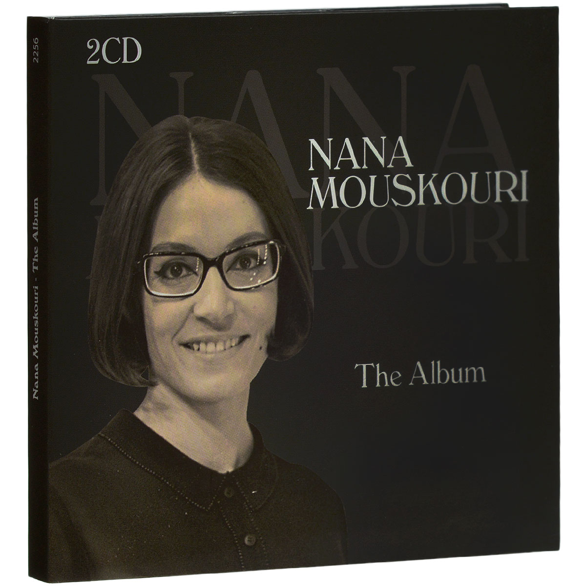 Нана Мускури Nana Mouskouri. The Album (2 CD) nana mouskouri ottawa