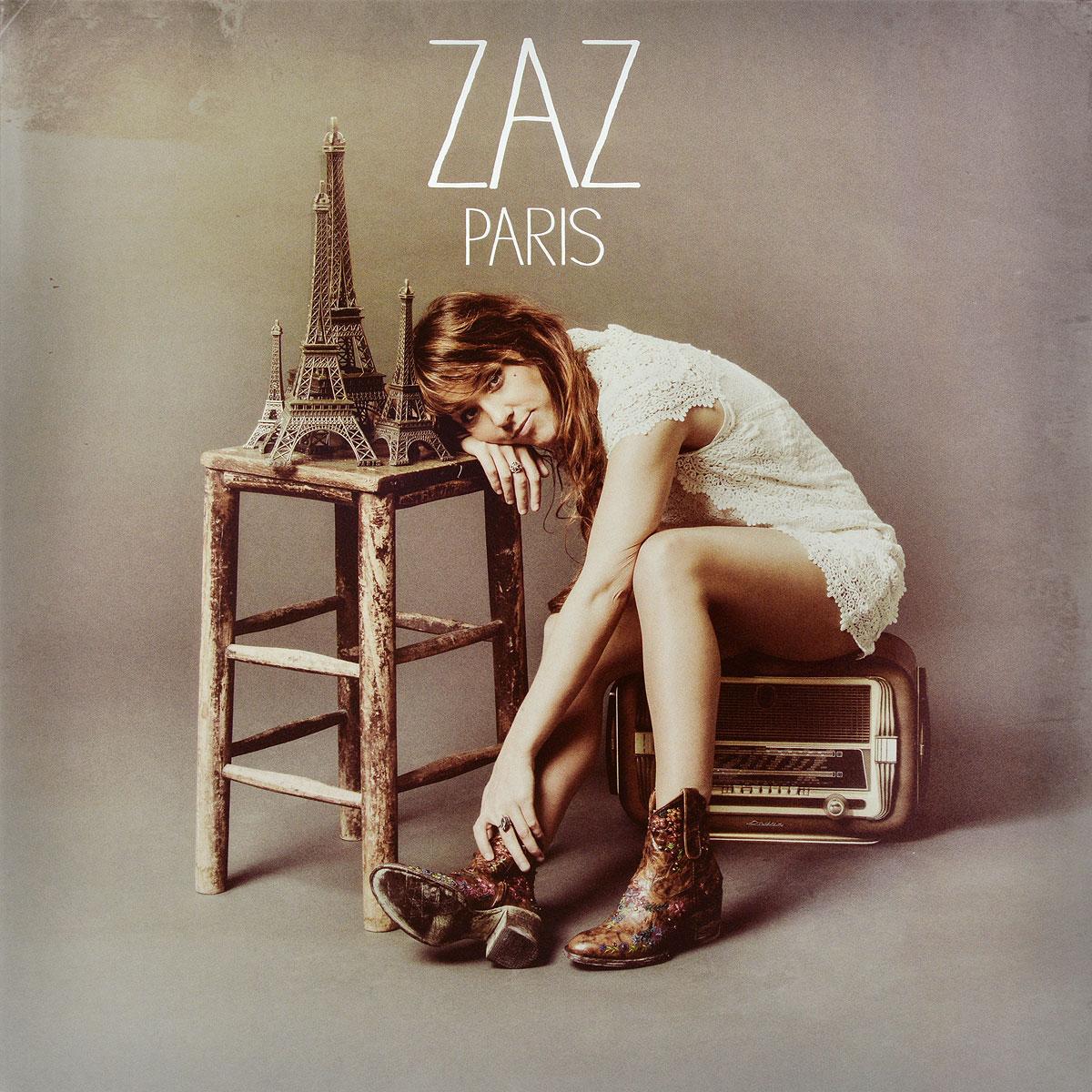 Zaz Zaz. Paris (2 LP) cd zaz paris