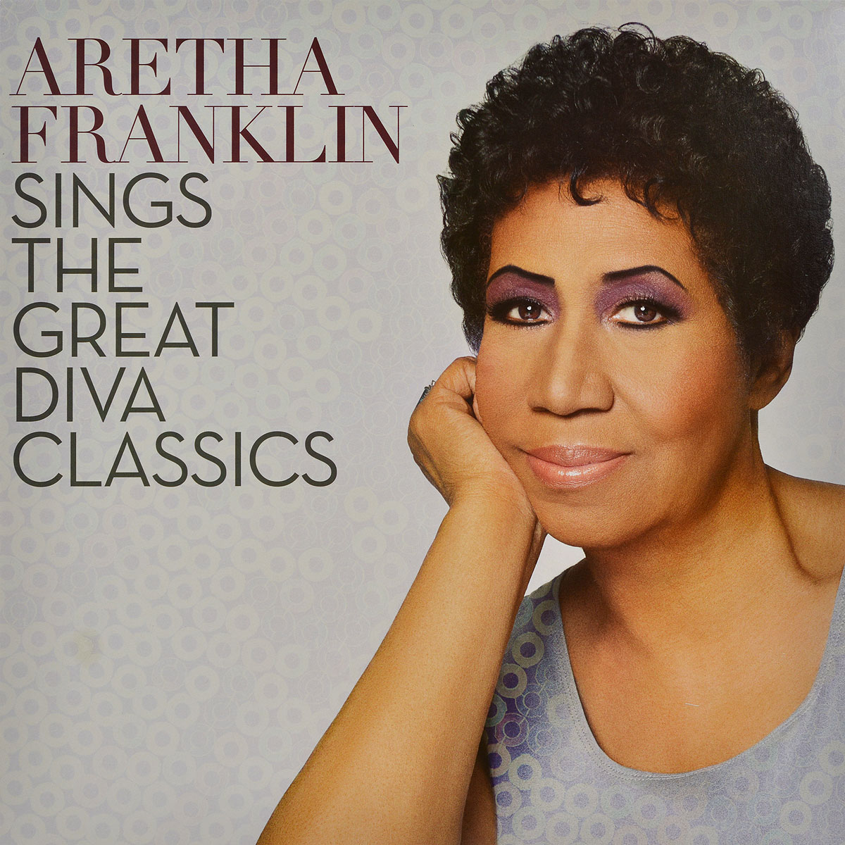 Арета Фрэнклин Aretha Franklin. Sings The Great Diva Classics (LP) circa толстовка circa originals blue