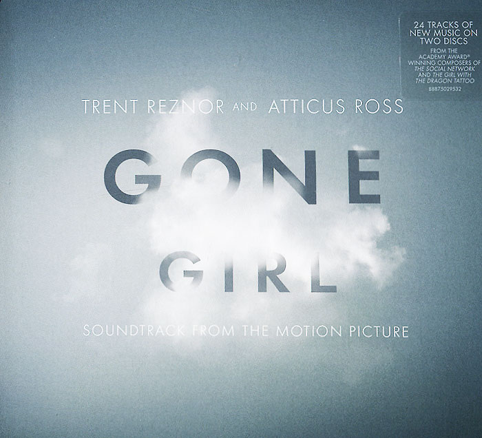 Trent Reznor And Atticus Ross. Gone Girl. Soundtrack From The Motion Picture (2 CD) the fast and the furious music from and inspired by the motion picture