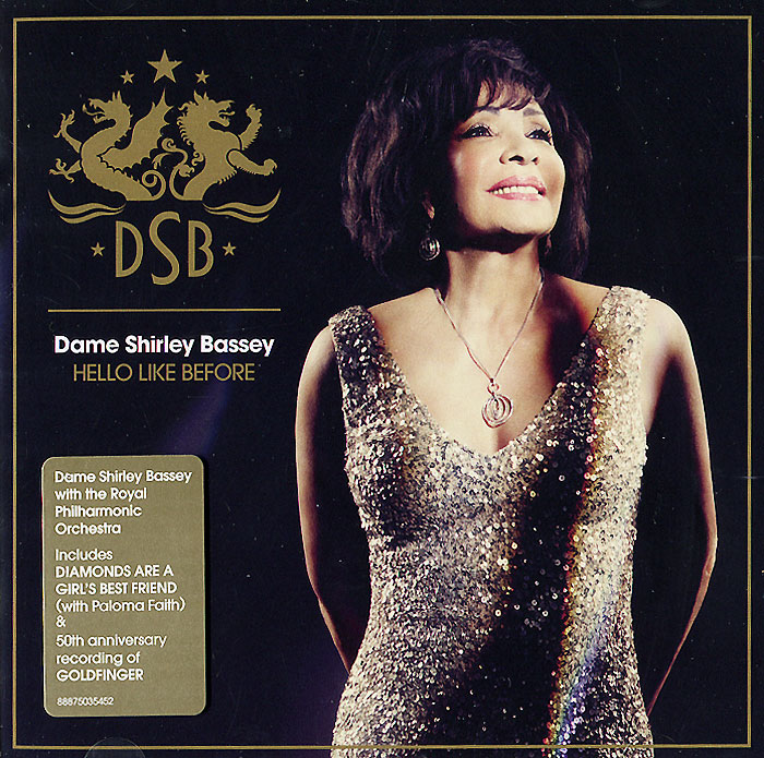 Ширли Бэсси Dame Shirley Bassey. Hello Like Before ammeter multitester 2000 counts resistance capacitance inductance temperature victor digital multimeter vc9805a