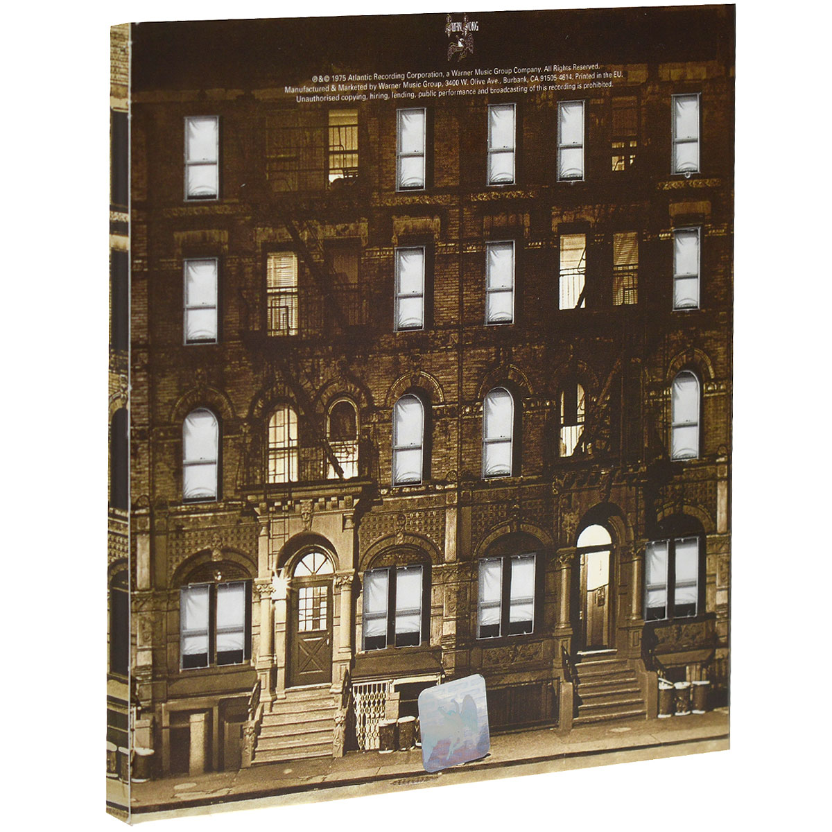 Led Zeppelin Led Zeppelin. Physical Graffiti (2 CD) led zeppelin led zeppelin physical graffiti super deluxe edition 3 cd 3 lp