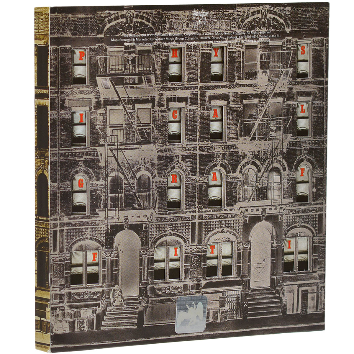 Led Zeppelin Led Zeppelin. Physical Graffiti. Deluxe Edition (3 CD) cd led zeppelin iv deluxe cd edition