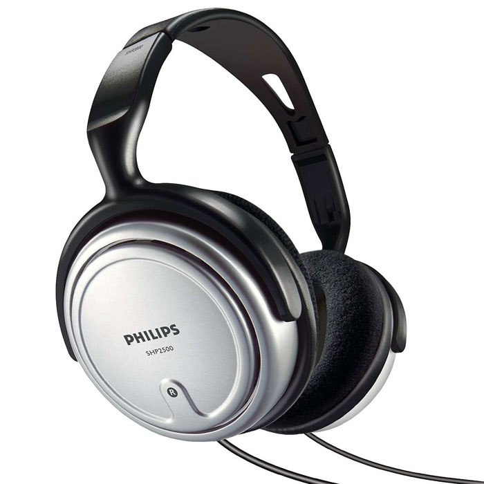 цена на Philips SHP2500/10 наушники