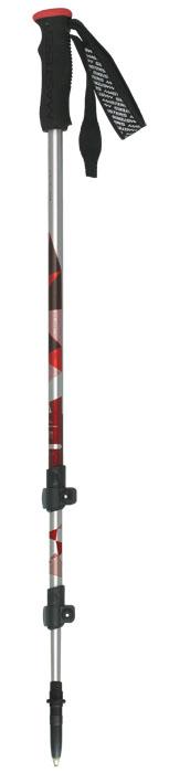 Палки для трекинга Masters Yukon Pro, телескопические, 65-135 см. 01S021501S0215Masters Yukon Pro - телескопические трекинговые палки, отличающиеся быстрой и удобной системой секционной блокировки Clamper Blocking System, основанной на принципе клипсы. Разработаны для длительных походов и восхождений требующих минимального веса снаряжения. Имеют профессиональную рукоятку Pro Foam из пеноматериалов с влагоотводящим эффектом, что позволяет произвести комфортный хват. Эргономичный регулируемый темляк. При весе всего в 230 г используется легкий, упругий и самый прочный алюминиевый сплав 7075. Палки телескопические состоят из 3 секций для удобства транспортировки на рюкзаке или в машине. В нижних двух секциях расположена метрическая разметка для быстрой и точной регулировки длины палки под рост. Наконечник карбидовый, для высокого сцепления вплоть до гладких каменных пород. Сменные кольца быстро и надежно крепятся с использованием технологии Screw System. Поверхность секций отличается высокой степенью полировки и многослойной покраской. Используются только не токсичные краски. Диапазон регулируемой высоты под рост составляет 65-135 см. Все пластиковые детали выполнены ведущим мировым производителем - компанией DuPont(R). Детали отличаются особыми износостойкими характеристиками и выдерживают эксплуатацию в условиях экстремальных температур от -50°С до +40°С.Технологии:ALLOY 7075 - 7075 сплав алюминия является самым прочным из всех алюминиевых сплавов.POLISHED SHAFT - идеально отполированные детали.65-135 - шаблон моделирования высоты, универсальный рост.PRO FOAM - профессиональная рукоятка из пеноматериалов.CLAMPER BLOCKING SYSTEM - быстрая и удобная система секционной блокировки, основанной на принципе клипсы.SCREW SYSTEM - удобная система навинчивающихся сменных насадок.CARBIDE TIP - сменный карбидовый наконечник, отличающийся высокой прочностью.LIGHT - модель из серии LIGHT PRO. Профессиональная модель, отличающаяся небольшими габаритами и весом. Максимальный диаметр 