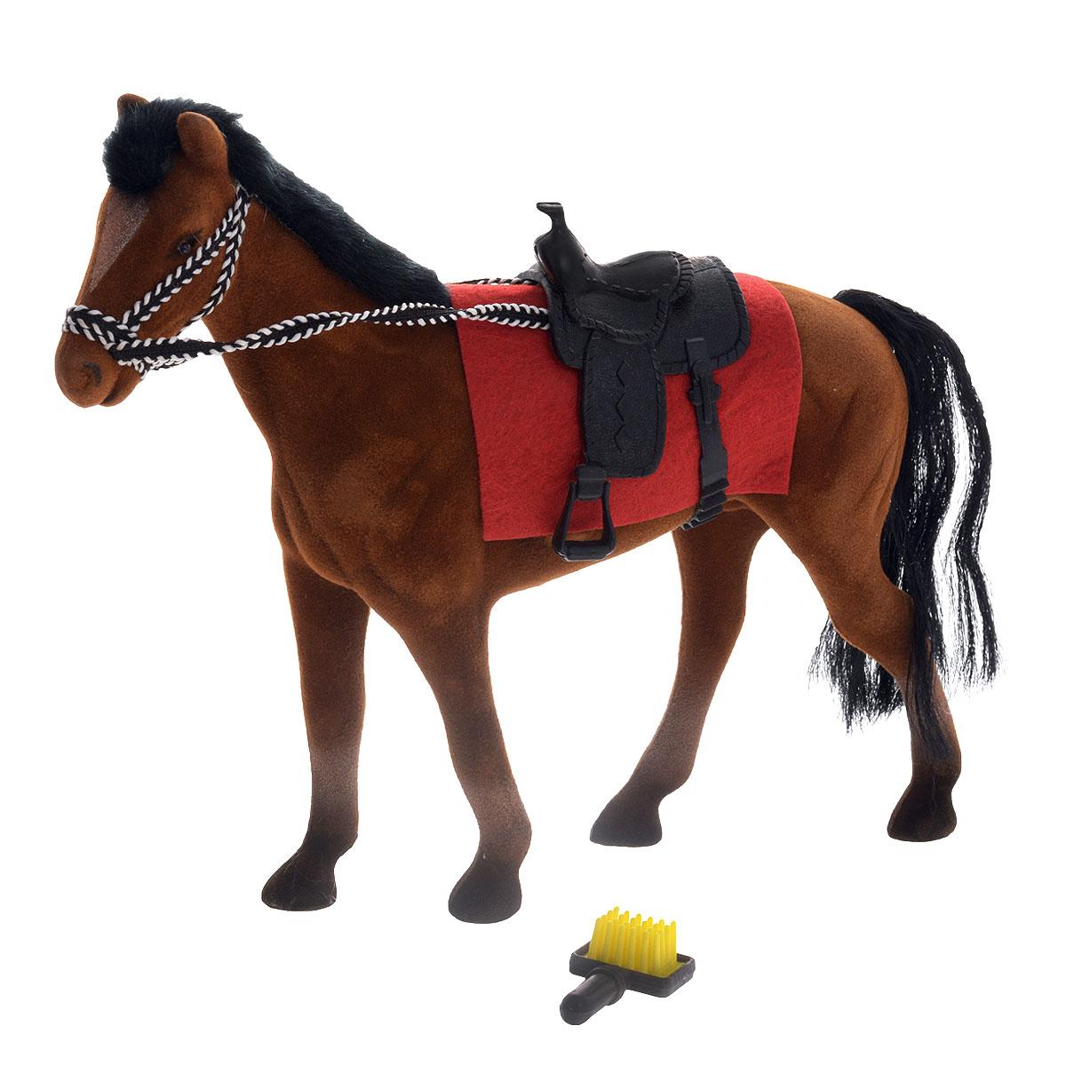 Фигурка Играем вместе Лошадь, цвет: коричневый
