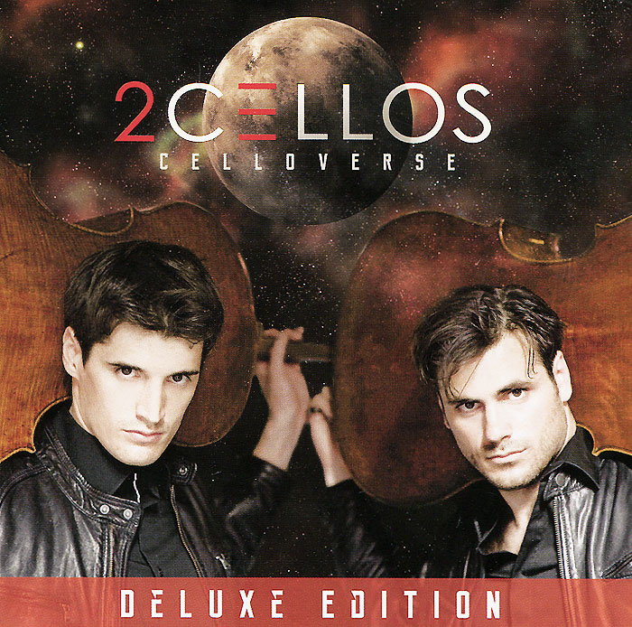 2Cellos 2Cellos. Celloverse (CD + DVD) cd ac dc highway to hell special edition digipack