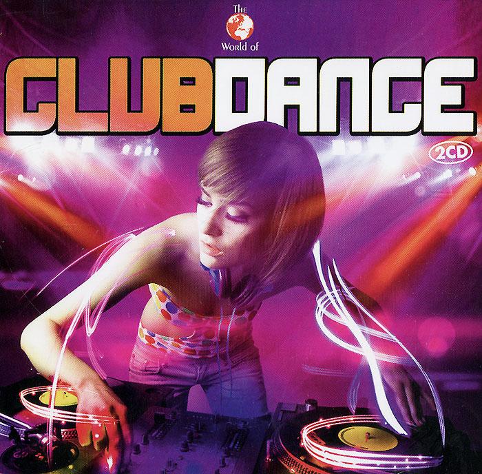 Club Dance (2 CD) nr 1 club hits best of dance & techno 2 cd