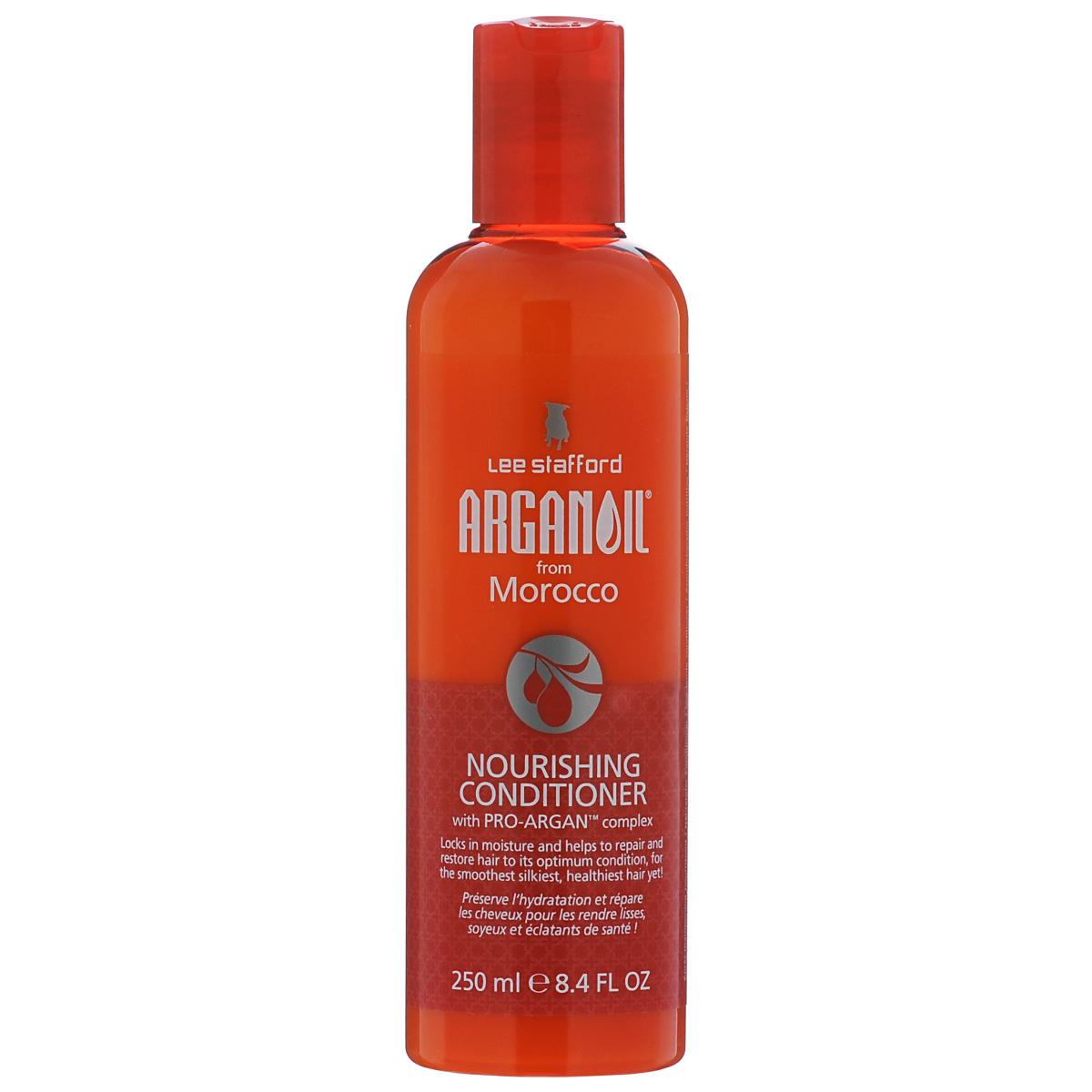 Lee Stafford Питательный кондиционер для волос с аргановым маслом Arganoil From Marocco, 250 мл695445M04000 Lee Stafford Кондиционер питательный с аргановым маслом Arganoil from Marocco, 250 мл. Легкий кондиционер с комплексом Pro-Argan™ сохраняет влагу внутри каждого волоса, восстанавливая, поддерживая оптимальный уровень увлажненности волос.