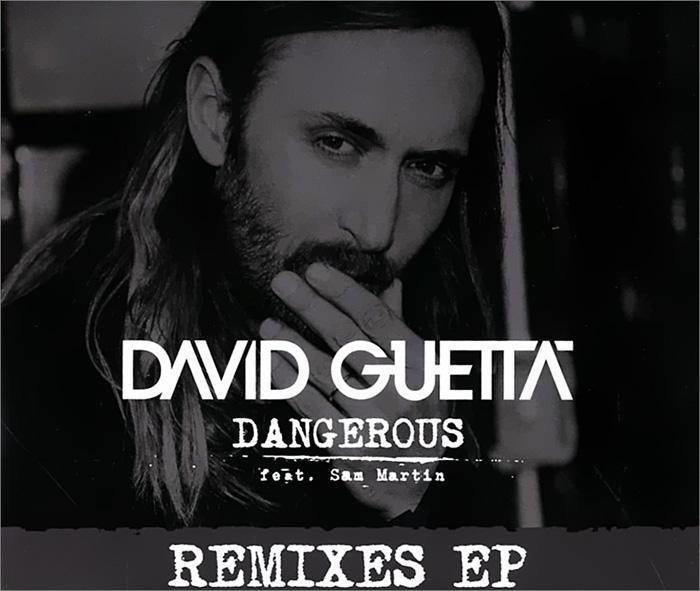 Дэвид Гетта,Самуэль Денисон Мартин David Guetta feat. Sam Martin. Dangerous. Remix EP сумматор dangerous music 2 bus